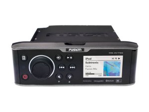 Fusion 755 FM/DVD/Bluetooth/USB/NMEA